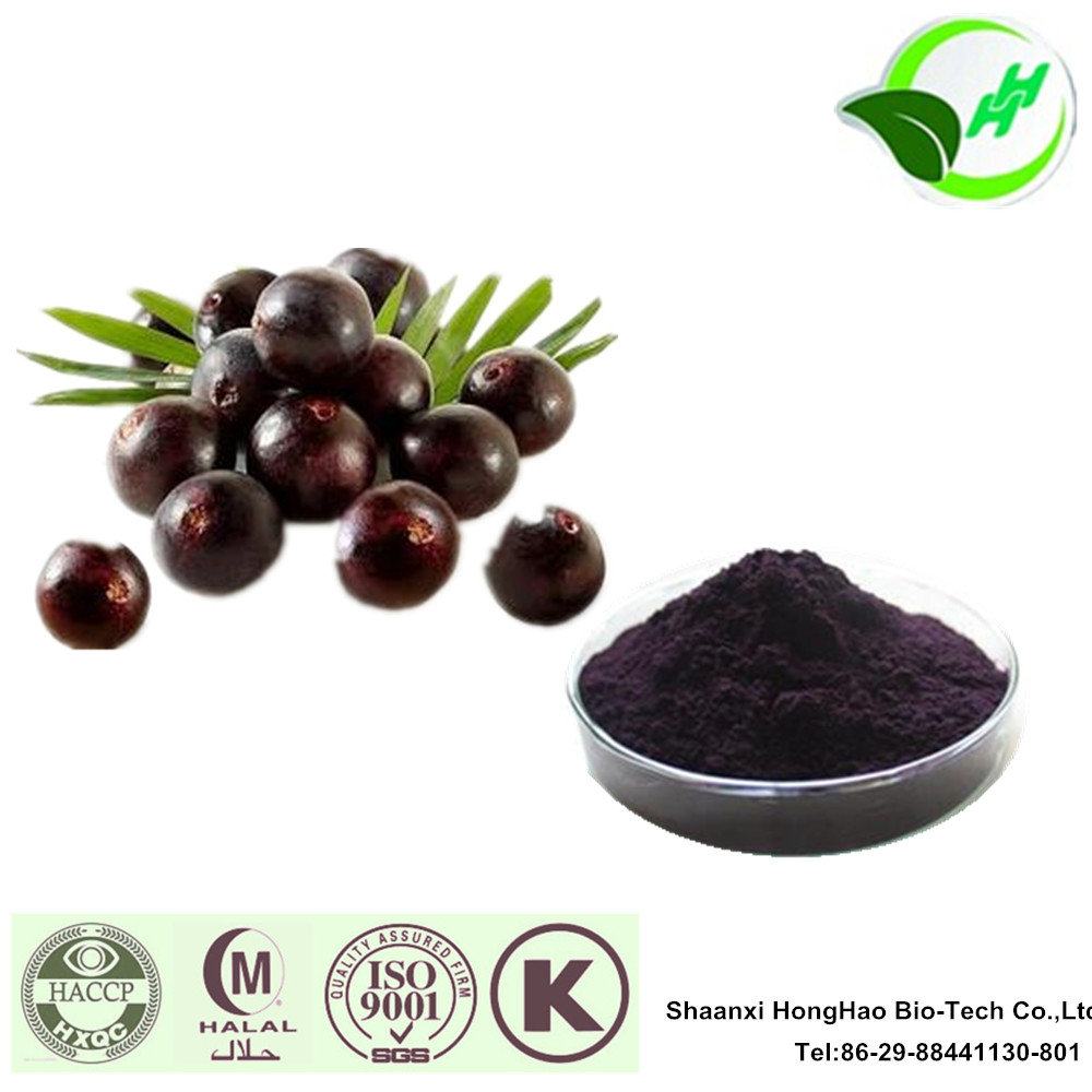 Free sample Acai Powder with 4:1 TCL