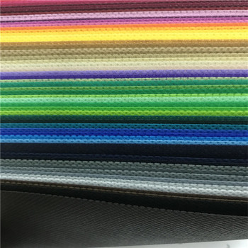 all colors polypropylene trampoline fabric,10~120gsm 100% PP Spunbonded Nonwoven fabric in rolls,PP Spunbond Non woven