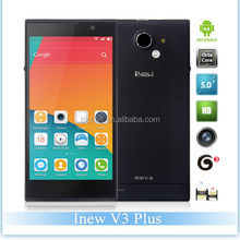 Wholesale Original iNew V3 Plus 5.0 Inch HD Screen Android 4.4 3G Smart Phone Inew v3 Plus