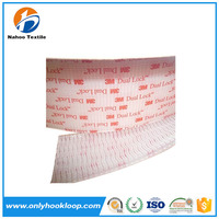 Factory High quality industrial hook and loop 3m adhesive tape