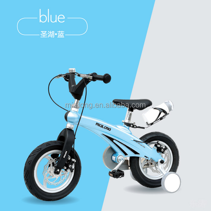 "popular 12""14""16"" kids bike 4 wheel children bicycle for sale/Wheel kids bike with handle"