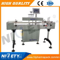 Aluminum foils induction bottles sealing machine GF-1