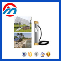 24v solar submersible deep well solar water pump set