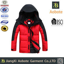 2015 New Fashion Customized Outdoor Casual Waterproof Men Ski Jacket,Winter Garment