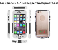 Redpepper Waterproof Case Cover Full Body Protective Cell Phone Case For iPhone 6 4.7 inch With Touch ID