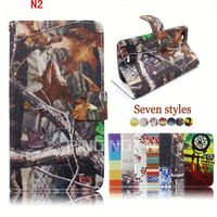 Hot sale mobile phone accessory for ZTE N2 folio leather cover