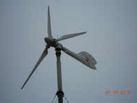 5kw PITCH controlled horizontal axis wind turbine- HOT SALES