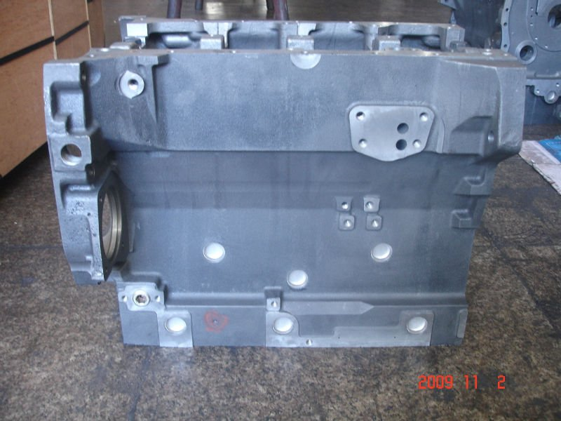 peks series for cylinder block