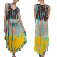 2014 Sleepwear/Patterns of Summer Dresses rayon Sundress/Night Dress