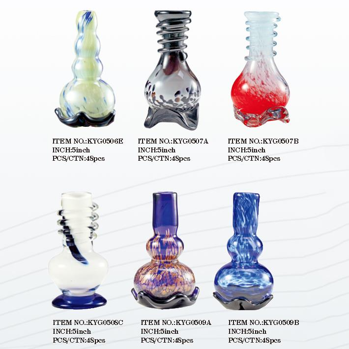 Wholesale hookah glass crystal with low price