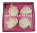 high quality Durable for many years fondant decorations lace silicone moulds