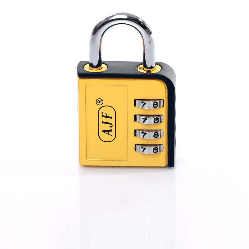 AJF UK best selling High quality on time delivery-factory direct sale gym locker digital combination padlock