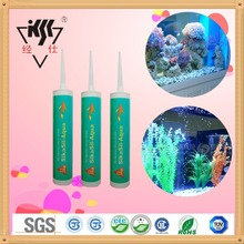 Super Fast Cure Acetic Silicone Sealant for aquarium