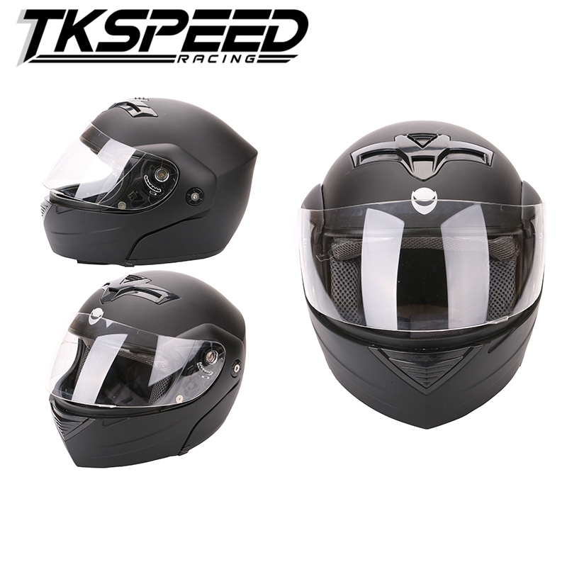 New Arrivals Best Sales Safe Flip Up Motorcycle Helmet Double Lens Motorbike Helmet