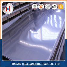 Raw material list 0.2mm thick 316l stainless steel sheet