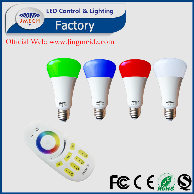 Home decor low cost 9w led bulb led light bulb ce led bulbs with colour changing
