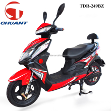 2016 new designed cheap electric moped motorcycle style TDR-249BZ