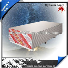 9.5mm Thickness Glass Fiber Reinforced Gypsum Board