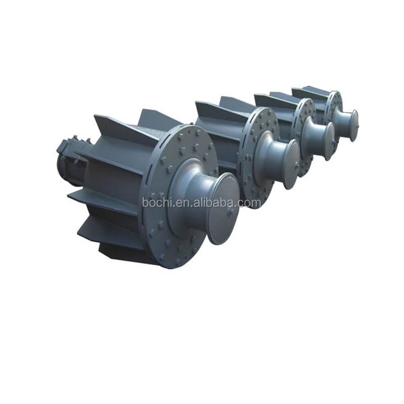 Ship Electric and Hydraulic Wheel Capstan