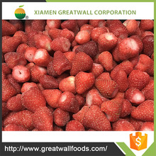 BRC strawberries fresh