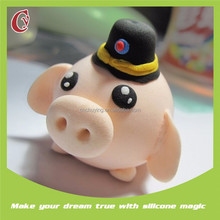 Beautiful funny professional clay and clay molds for kids