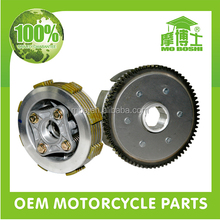Motorcycle spare parts CG125 engine clutch assy 125cc