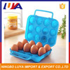 Plastic Portable Egg Packing Box 6pcs