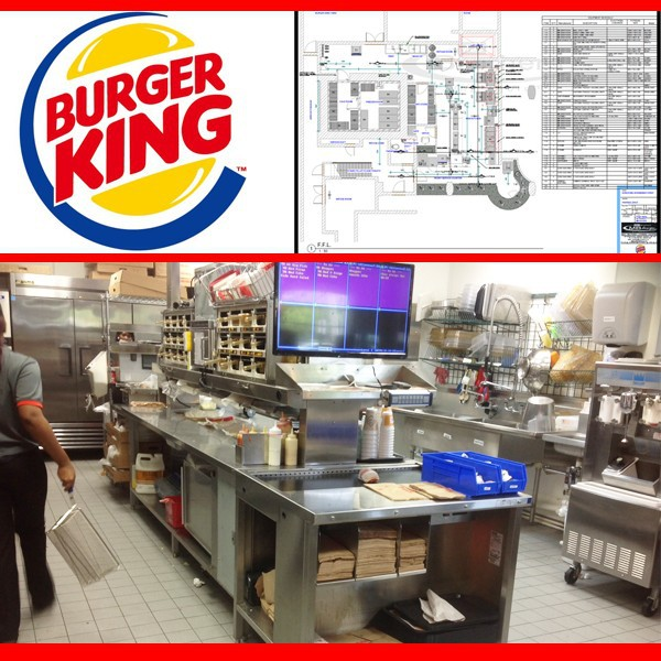Kommerziellen verwendet fast food restaurant k che for Equipement restaurant usage
