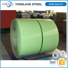 Color coated ppgi steel coil used for corrugated roofing sheet