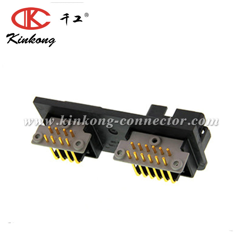 Kinkong dt series 20 pin ecu Electrical connector DT13-20PAA-E004