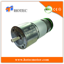 variable speed 50mm gearbox high torque 12v dc motor with gear reduction
