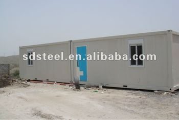 CE&ISO container house design