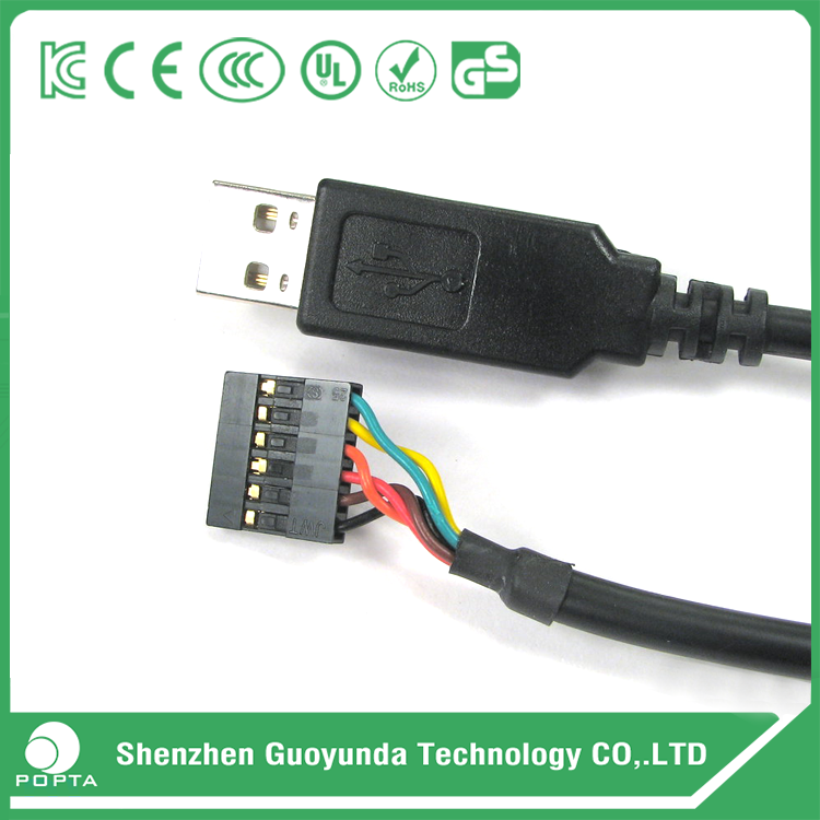 USB to TTL Serial Cable Adapter Chipset