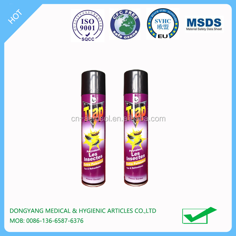 aerosol insecticide spray 300ml TRAP insect killer pest killer