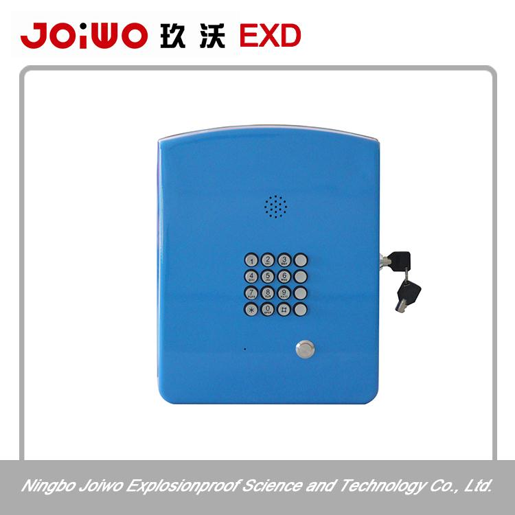 telephone set with public address safety flameproof telephone electrical equipment in hazardous areas