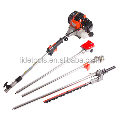 43CCMulti brush cutter pole chain saw hedge trimmer 4 in 1