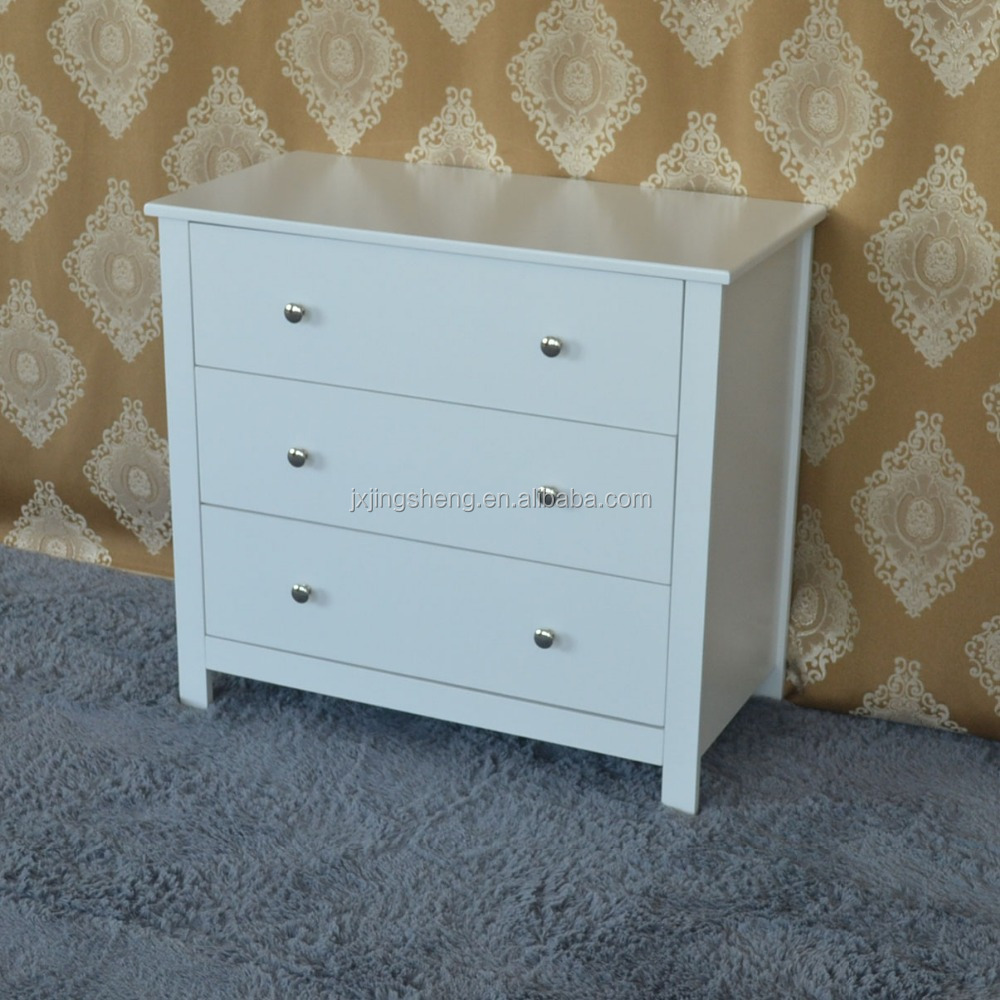 Shabby Chic Vintage Furniture Cheap Wooden White Cabinet