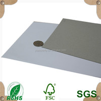 folding box board /350g grey board paper /furniture raw material