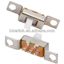 3.7v spring slide switch,30*6.9*3.5mm tact switches,2p3t slide switch