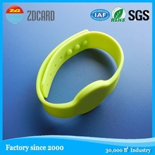 Colorful new design customized custom proximity wristband tag