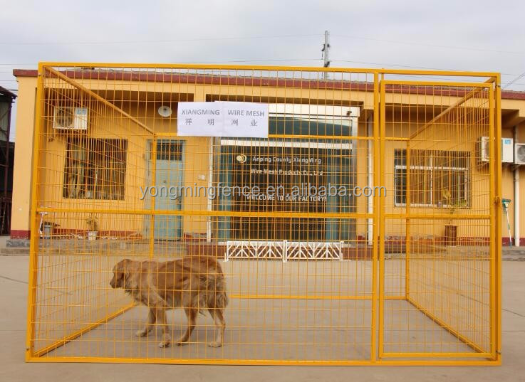 large portable metal dog fence from China factory