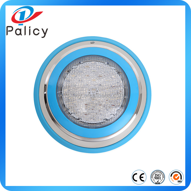 stainless steel swimming pool underwater LED light