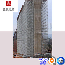 Q345 Galvanized RingLock Scaffolding System | all round scaffolding/Types of scaffolding system