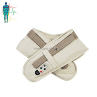 Vibration tapping shoulder massage belt home and office use HS-002