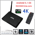 rk3368 android 5.1 octa core tv box 4k google play store app download
