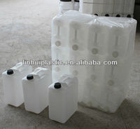 Plastic portable oil drum