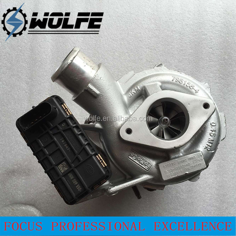 For Ford RANGER Turbocharger GTB2256VK 812971-5002S 812971-0002 798166-0007 Turbo