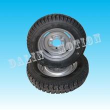 filling spongy polyurethane rubber solid tire 14.00-20