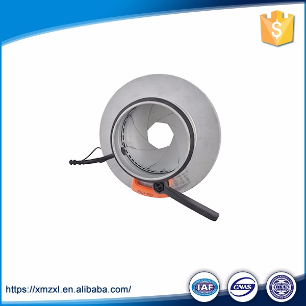 Ventilation Circular Duct Air Volume Control Damper