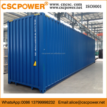 CSCPOWER cheapest 40 ft used cargo shipping container